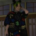 """Billie Eilish esegue """"Bad Guy"""" a testa in giù nel suo debutto al Saturday Night Live"""