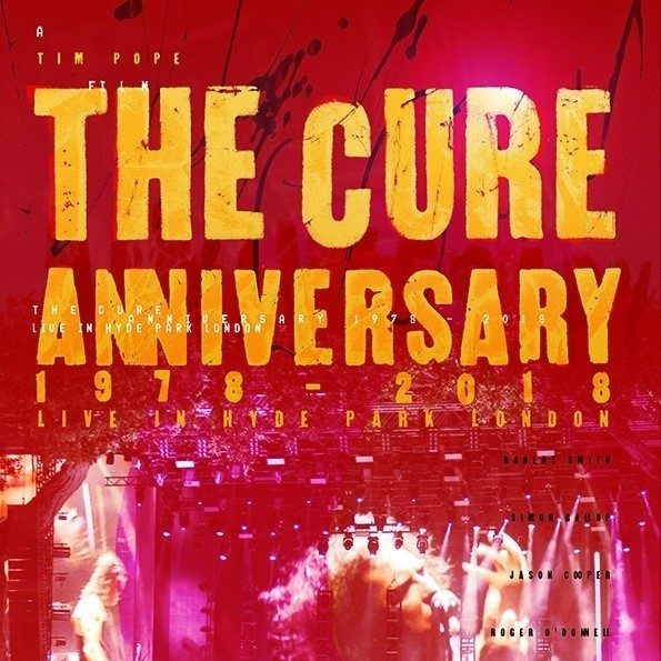 Anniversary: 1978 – 2018 Live In Hyde Park London