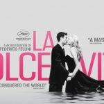 """""""La dolce vita"""" torna nelle sale per il centenario della nascita di Fellini"""