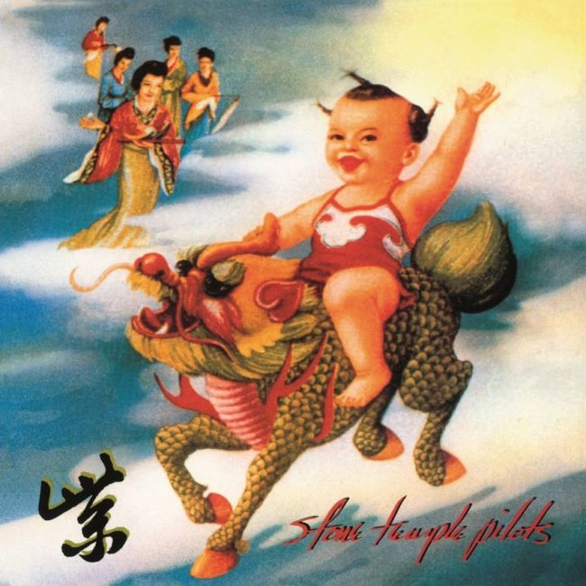 Stone Temple Pilots – Purple [ristampa]