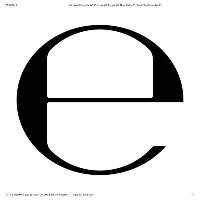 ECCO2K – E