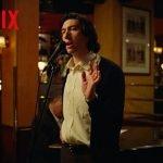 """""""Storia di un matrimonio"""". Adam Driver canta """"Being Alive"""" nel clip integrale del film"""