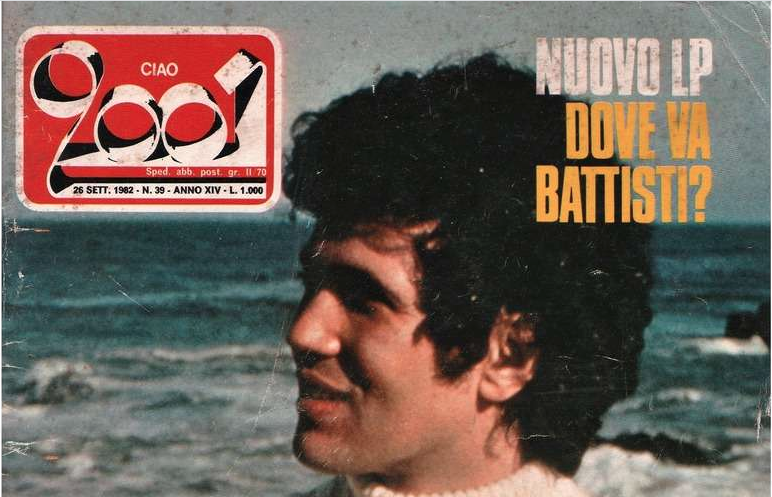 Battisti /Ciao 2001