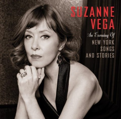 Suzanne Vega - An Evening of New York Songs and Stories recensione