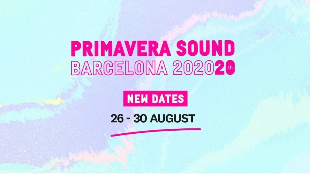 Coronavirus. Spostato ad agosto il Primavera Sound Barcelona 2020