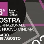 Pesaro Film Festival 2020