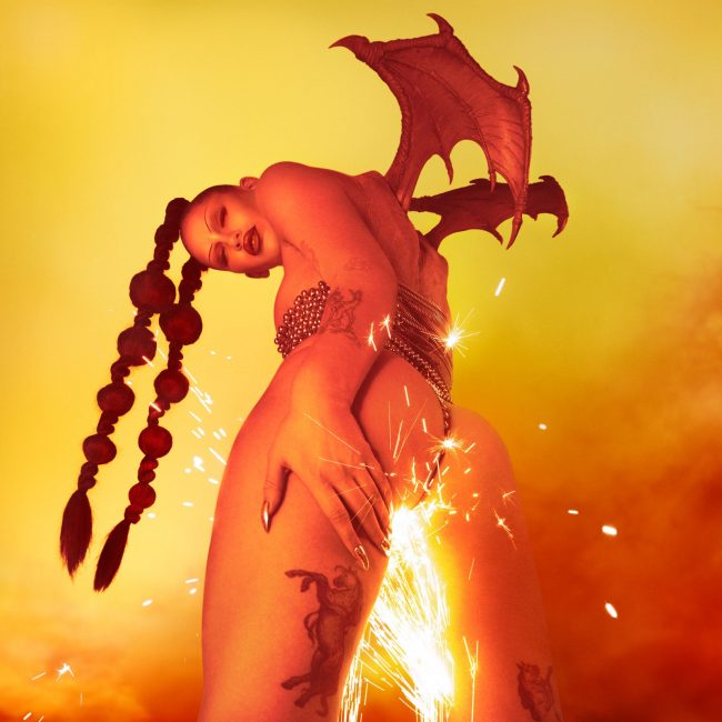 Phoenix: Flames Are Dew Upon My Skin