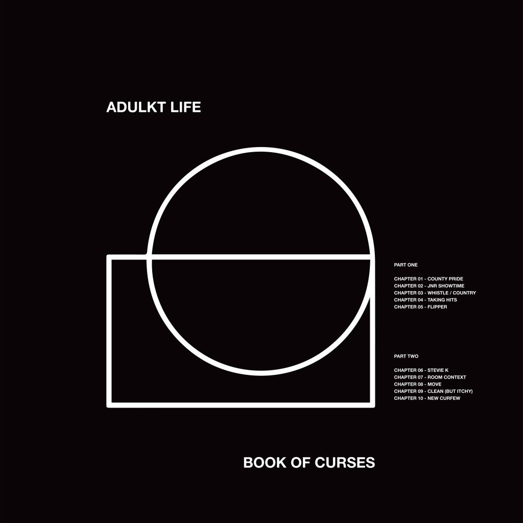 Adulkt Life Book of Curses