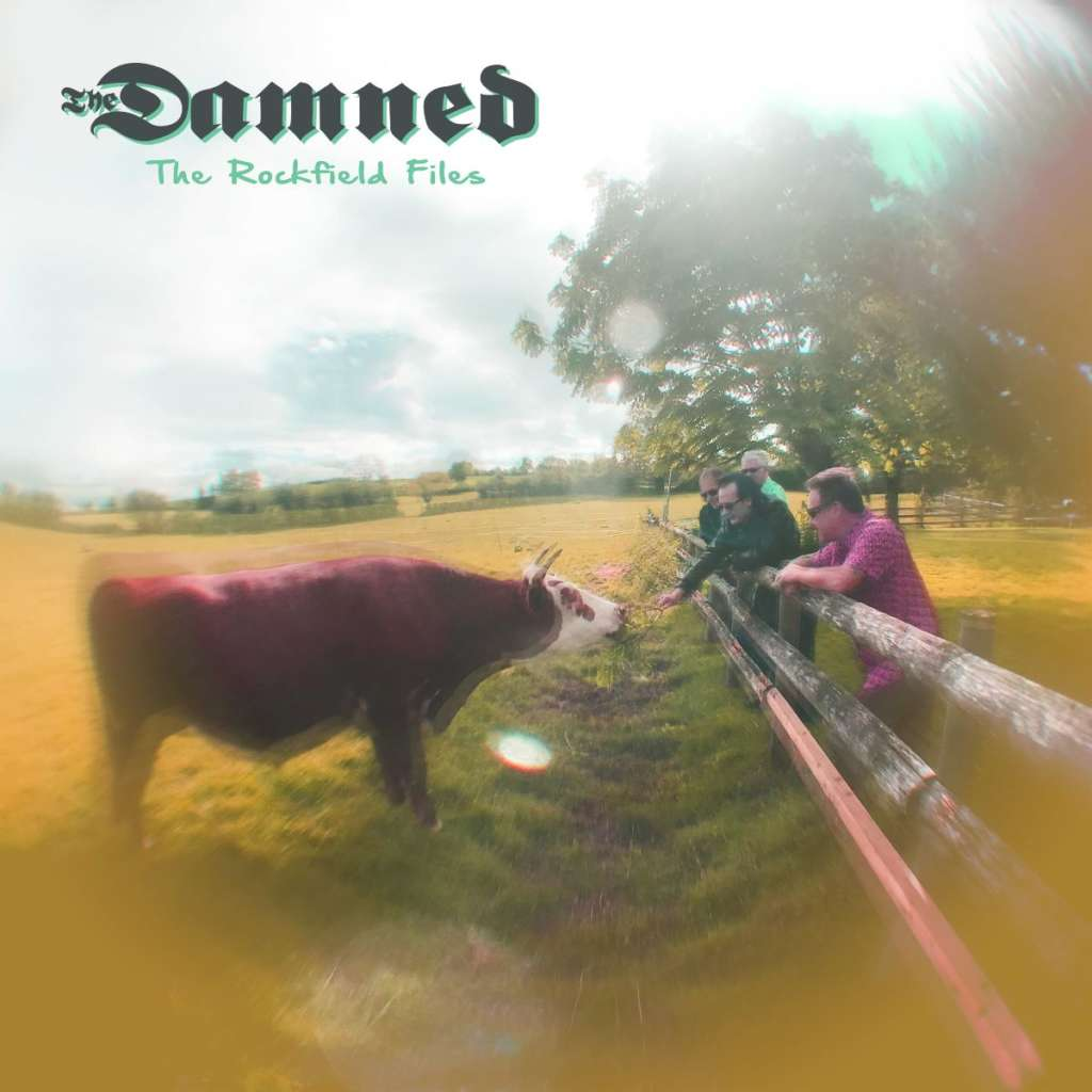Damned The Rockfield Files