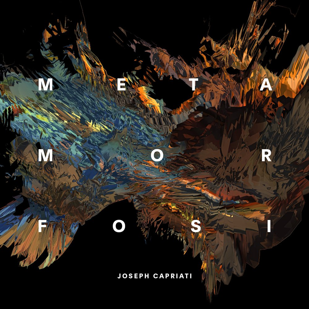 Joseph Capriati - Metamorfosi | Album, acquista