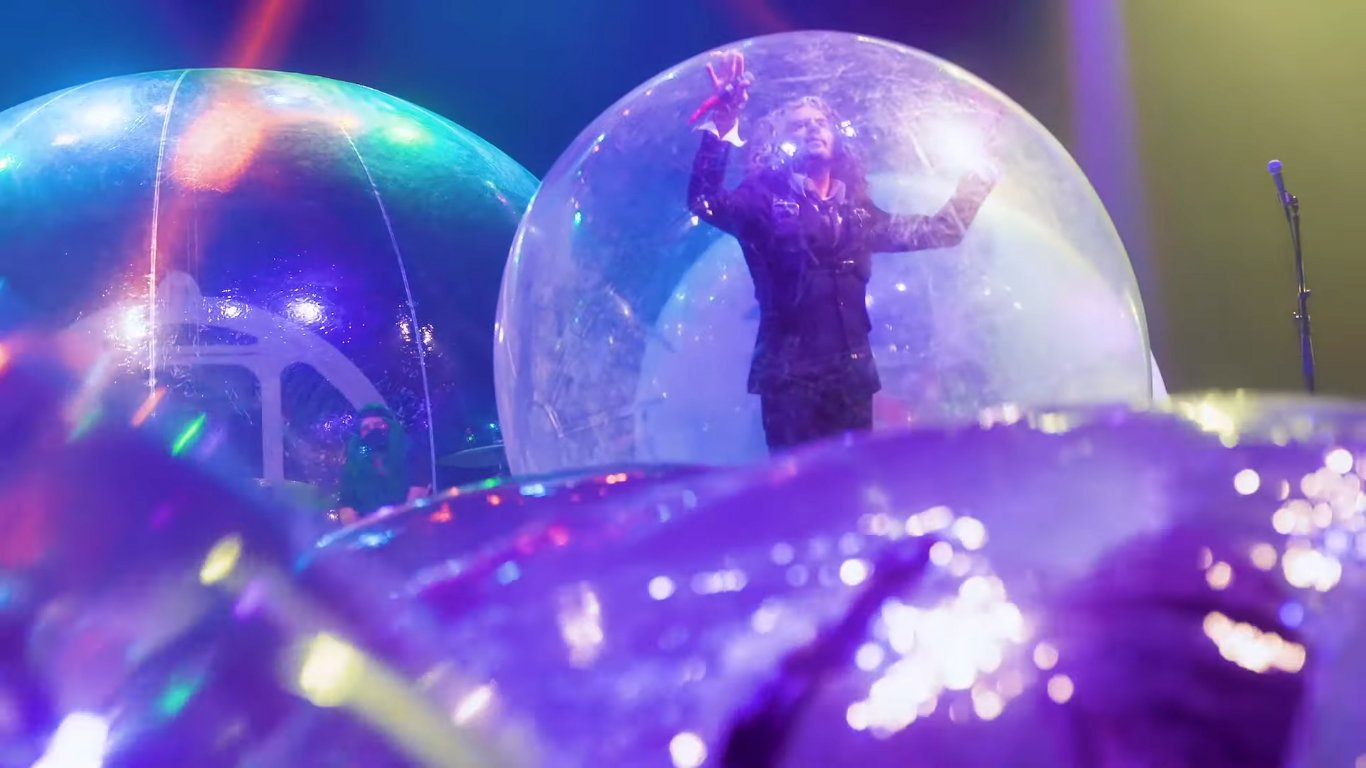 Flaming Lips Space Bubble